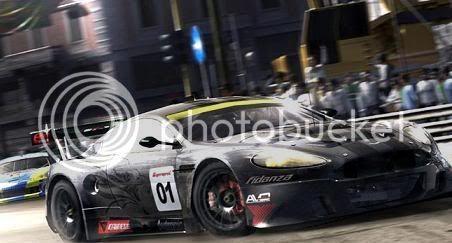 Primeras imagenes de Race Driver One 2