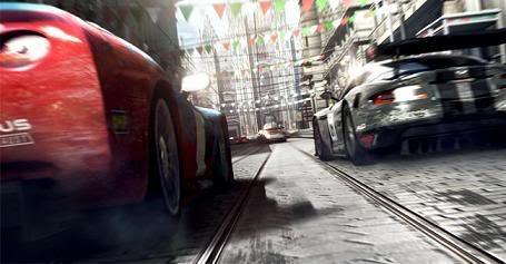 Primeras imagenes de Race Driver One 5