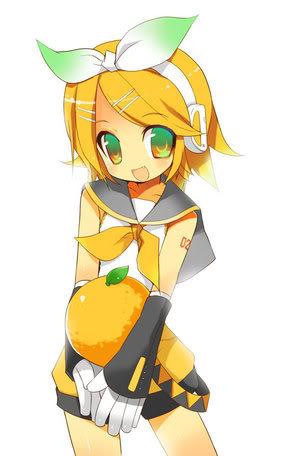 Vocaloid 101; información Basica de Personajes KagamineRin