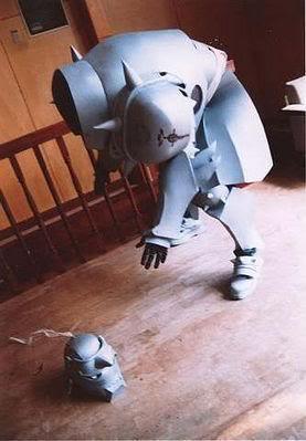 el mejor cosplay que has visto en tu vida Alphonse1
