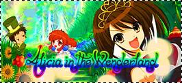 Alicia in The Wonderland