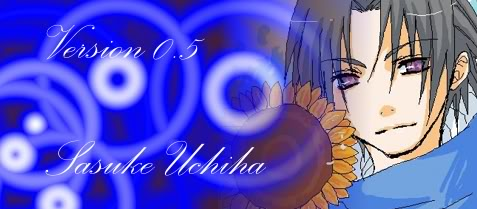 Version 0.5 Sasuke Uchiha 01-3