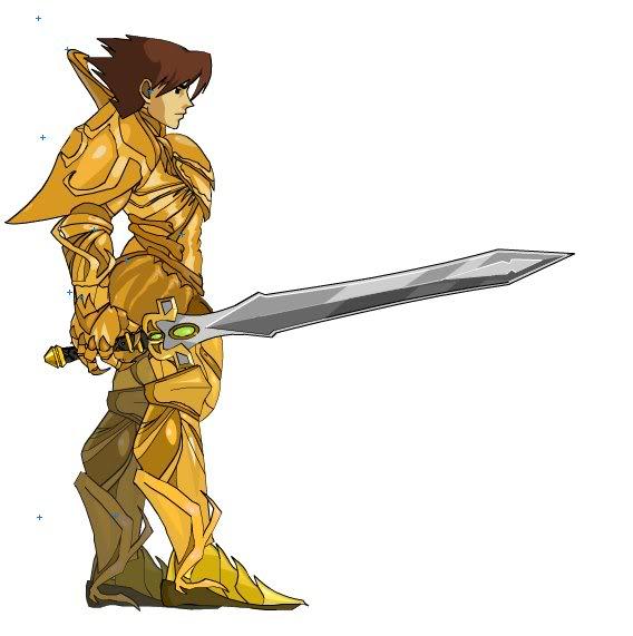 [Gold]Sepulchure Armor GSw