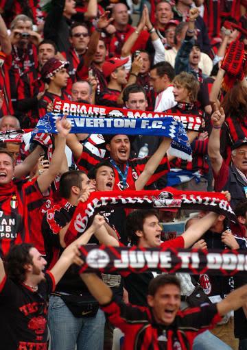 [PL] Everton FC Everton-in-Milan1