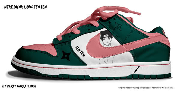Zapatillas de Naruto 112hd9k
