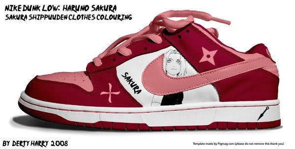 Zapatillas de Naruto 15g2dm9