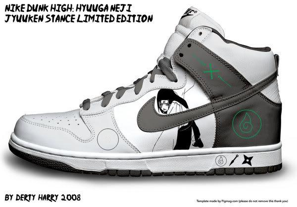 Zapatillas de Naruto 6hud5v
