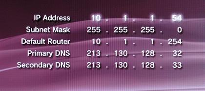 PS3 Internet: Como pasar de NAT 3 a NAT 2 Setup1