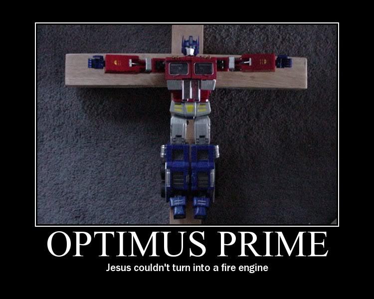 Random pictures thread OptimusPrime