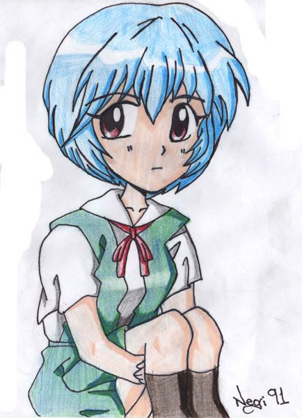 Negi´s Color Dibujo003