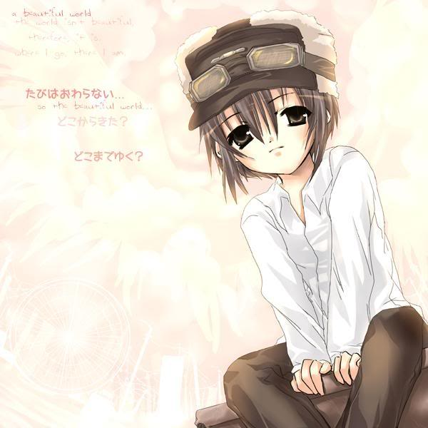 Hail Son of Sujin AnimeBoy