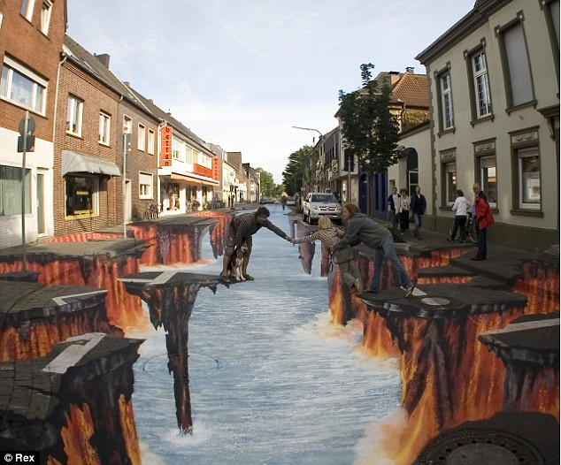 Nghệ thuật vẽ 3D trên đường phố Article-1153004-03a3a0aa000005dc-717_634x526