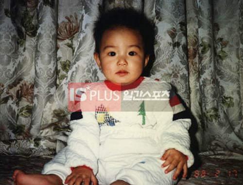 Ли Мин Хо / Lee Min Ho / 이민호 LeeMinHo-childhood-picture-revealed