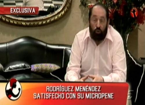 Livin la vida loca: bombas sexuales mediterráneas Rodriguezmenendezsalvame