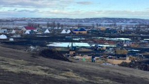 EVICTIONS AT STANDING ROCK CAMPS 170222055159-cannon-ball-pipeline-protest-site-02-medium-plus-169