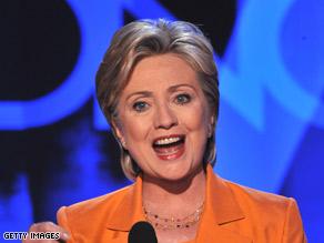 Hillary:NO WAY, NO HOW, NO McCAIN-PALIN Hill