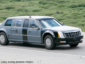 Obama's wheels: Secret Service to unveil new presidential limo Art.cadillac1.cnn