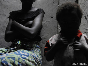 Rape a weapon of war in Congo, activists say Art