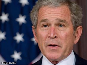Bush Makes Last Minute Appointments Art.bushcu0106.gi
