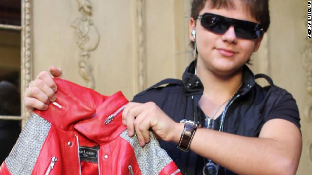 I fratelli Jackson lanciano J5, una marca d'abbigliamento - Pagina 2 111110032750-prince-jackson-jacket-story-top