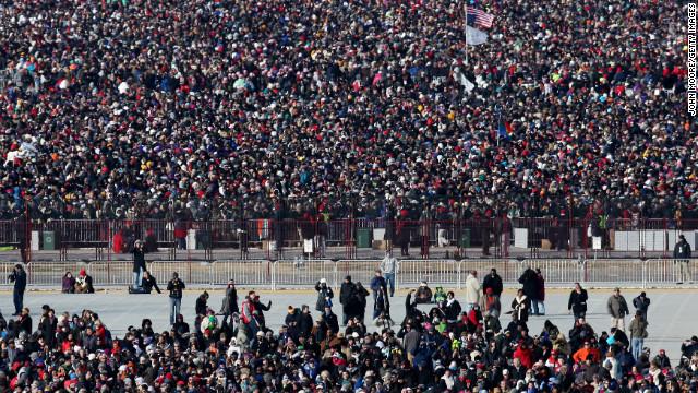 At Inaugural, Man Flies U.S. Flag inverted...! 130121110601-14-inauguration-0121-horizontal-gallery