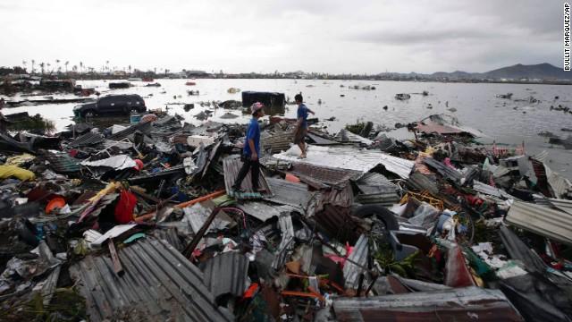 'Worse than hell' in typhoon-ravaged Philippines  131110065619-04-haiyan-1110-horizontal-gallery