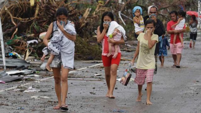 'Worse than hell' in typhoon-ravaged Philippines  131110103335-11-haiyan-1110-horizontal-gallery
