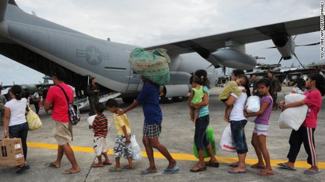 'Worse than hell' in typhoon-ravaged Philippines  131111063213-01-haiyan-1111-horizontal-gallery