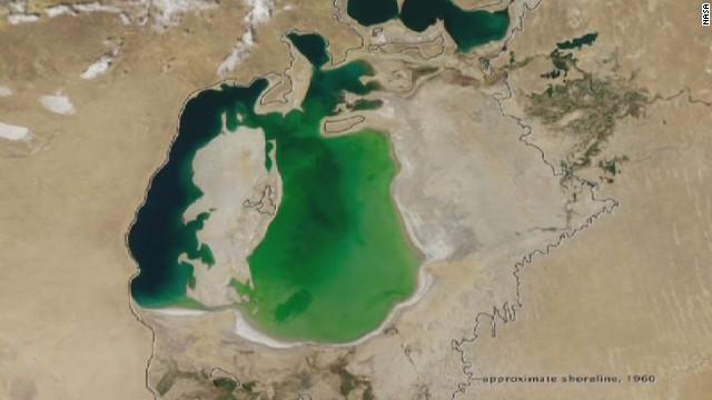 El mar de Aral está a punto de desaparecer 140930104253-nasa-animation-aral-sea-diminish-timeline-00000210-horizontal-gallery