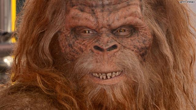Bigfoot..................... Bigfoot