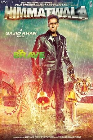 'Billie Jean' sarà la colonna sonora del film 'Himmatwala'  Bollywood_himmatwala_poster_3