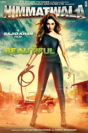 'Billie Jean' sarà la colonna sonora del film 'Himmatwala'  Bollywood_himmitwala_poster_2