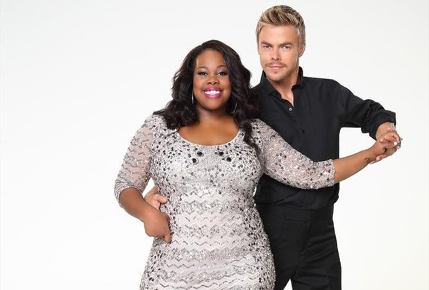 Show >> Dancing With The Stars (Amber Riley) Ustv-dancing-with-the-stars-fall-2013-couples-pictures-3