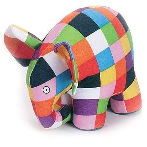 tout est multicolore - Page 3 Elmer-l-elephant-multicolore