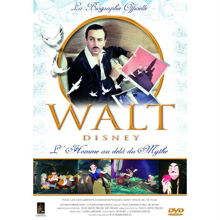 [C8] La Folie Disneyland Paris : L'Anniversaire des 25 ans du Parc (19 avril 2017) - Page 7 Walt-disney-l-homme-au-dela
