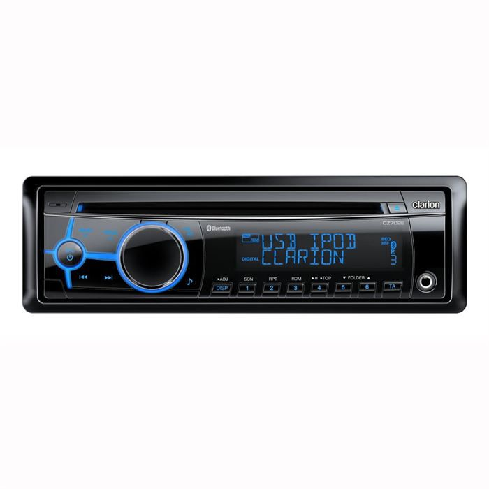 changement de l'autoradio audio 20 par l'audio 20 NTG 2.5 Clarion-cz702e-autoradio