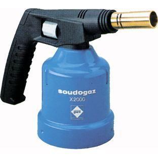 Ecrou de bras de suspension réticent Camping-gaz-lampe-a-souder-x-2000-202921