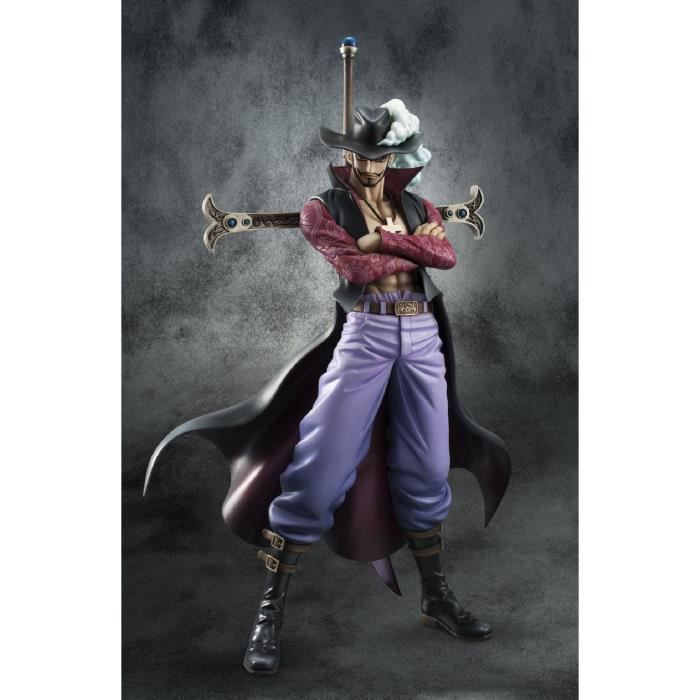 Figurines One Piece Portrait-of-pirates-one-piece-neo-dx-hawk-eye-ju