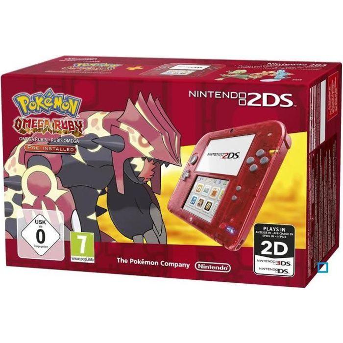 [2014-11] Novembre 2014 Pack-2ds-transparente-rouge-pokemon-rubis-omega