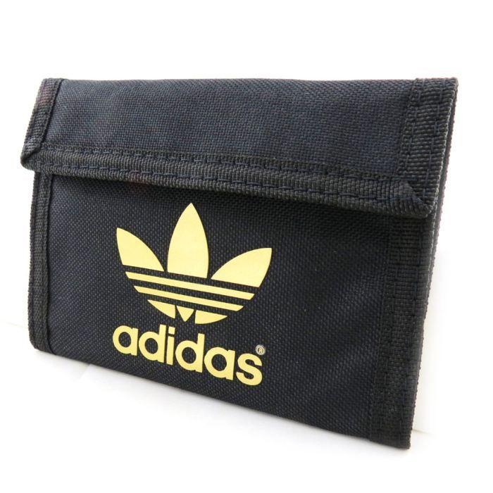 Boutique Limited, proposez vos objets et idées Portefeuille-adidas-noir