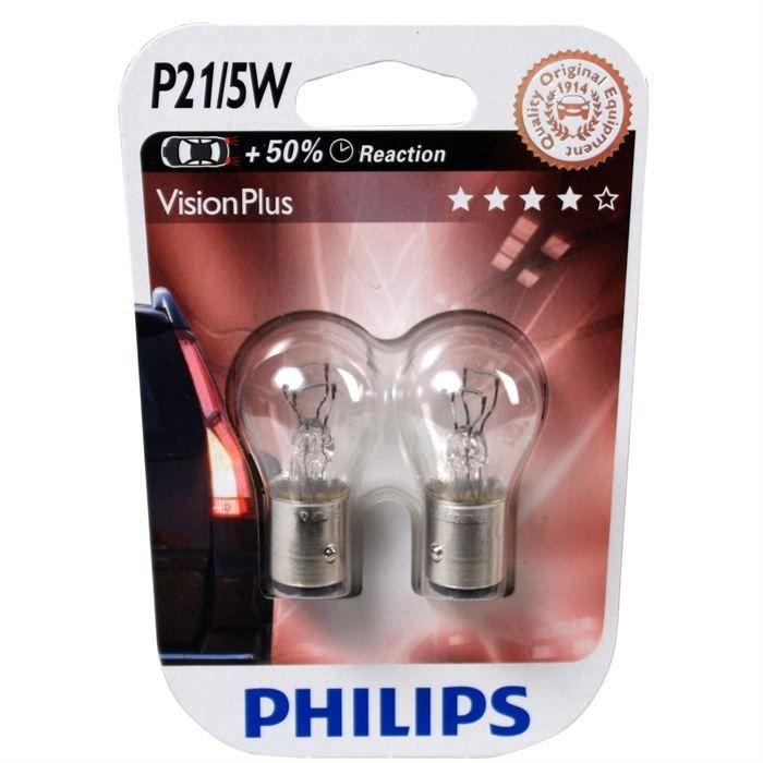 Changement ampoule arrière (et feu avant LED) - Page 2 Ampoules-philips-p21-5w-visionplus-12v