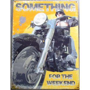 Deco plaques fer ou plaque emaillee  Plaque-pub-metal-moto-biker-something-for-the-week