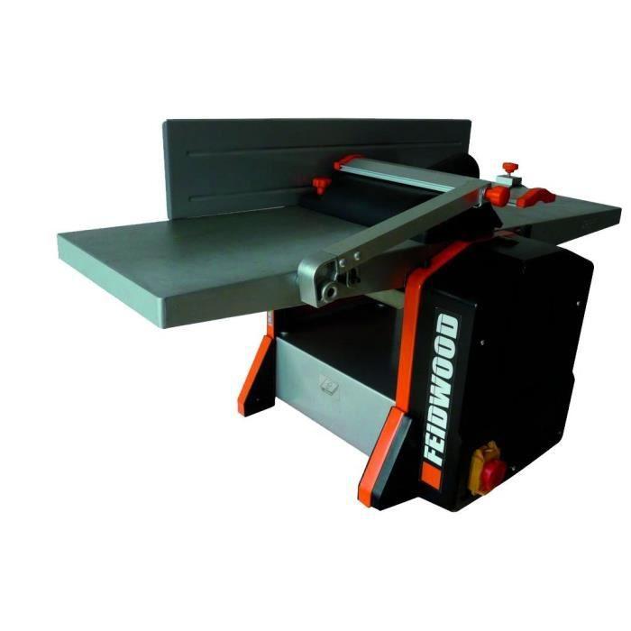 Motorisation table raboteuse (voir p.13) et amélioration R/D Holztech FS320 (première partie)  - Page 4 Rabot-degauchisseuse-260mm-1800w-feidwood-f2550rd
