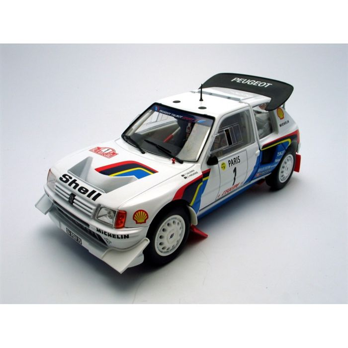 Voitures miniatures II... - Page 6 Solido-1-18-peugeot-205-t16-2n