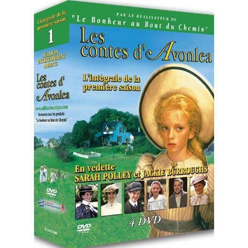 Les Contes d'Avonlea ou les enfants d'avonlea  Dvd-les-contes-d-avonlea-saison-1