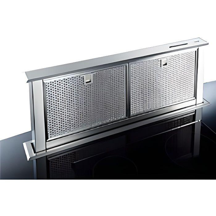 Nouvelle acquisition Hotte-tiroir-plan-de-travail-90cm-htm90i