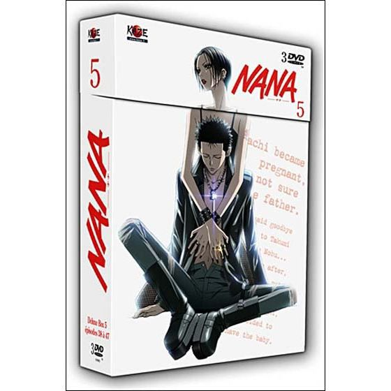 Les DVD introuvables ou hors de prix ! Dvd-nana-vol-5