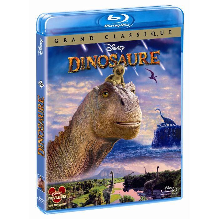 Dinosaure [Walt Disney - 2000] - Page 4 Blu-ray-dinosaure