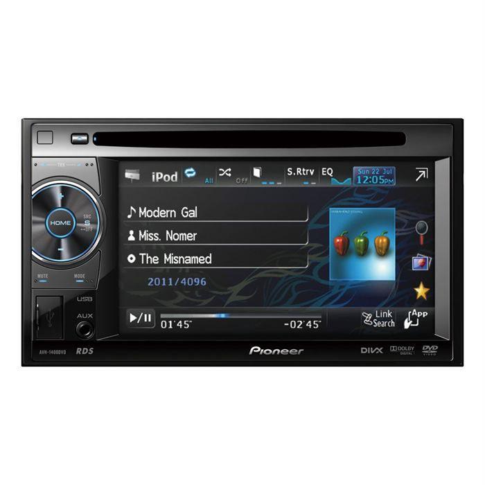 changement de l'autoradio audio 20 par l'audio 20 NTG 2.5 Autoradio-pioneer-avh-1400dvd