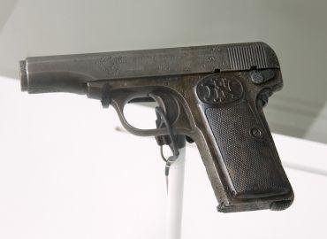 La pistola que Inicio la PGM Pistola370x270